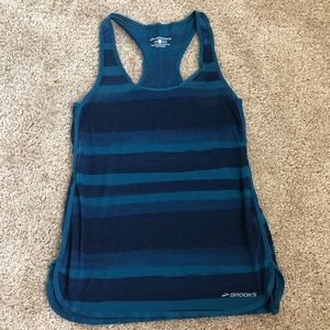 brooks running tank💙